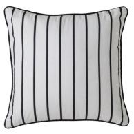 "Target- Room Essentials® Striped Toss Pillow - Black/White (18x18"")"