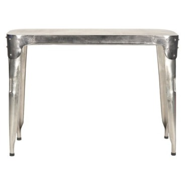 Safavieh Classic Iron Console Table - Silver, $255.99 (save 20%)